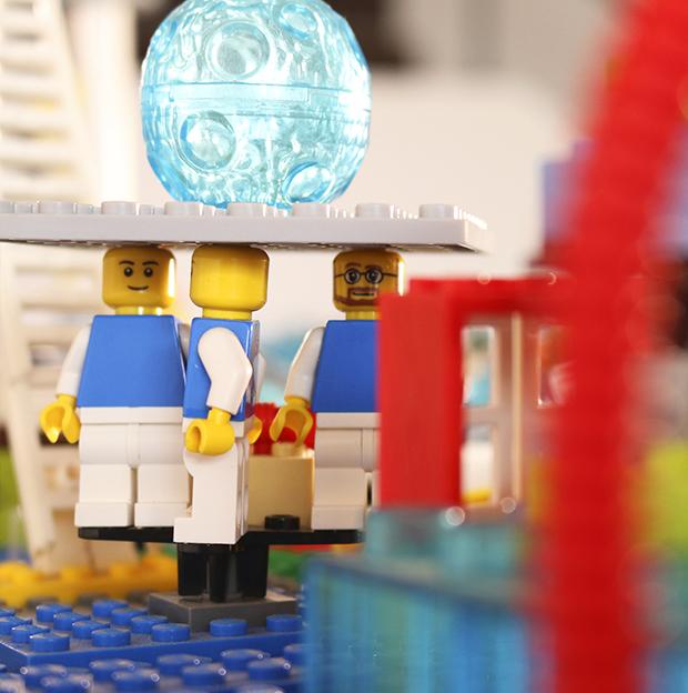 Expertos en LEGO Serious Play
